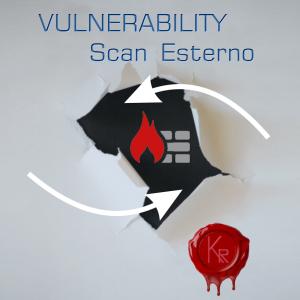 Vulnerability Scan – Ip Esterno