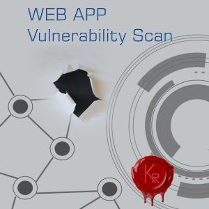 Web App Vulnerability Scan