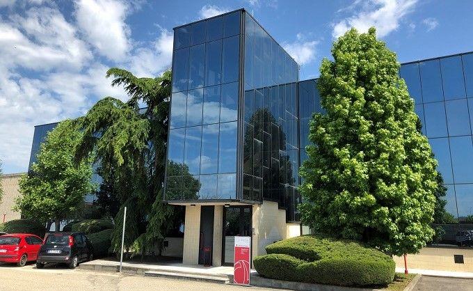 La sede di Anylink Group